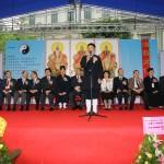 中國道教協會任法融會長致祝禱辭