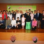 澳門道樂團、澳門古箏學會會員與香港道樂團來賓合照