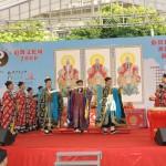 北京白雲觀法務團主持祈福典禮