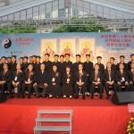 嘉賓與北京白雲觀法務團合照