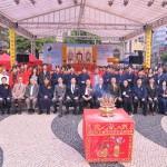 香港圓玄學院法務團與嘉賓合照