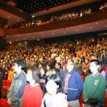 文化中心綜合劇院高朋滿室