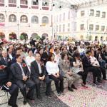 三百多位各地來賓出席開幕禮