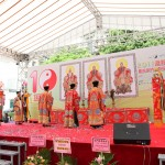 上海浦東道教協會法務團主持祈福儀式
