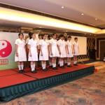 道德經中學歌唱比賽季軍--嶺南中學演唱助慶