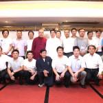 澳門道教協會與上海浦東道教協會同道合照