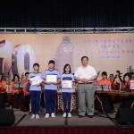 香港道教聯合會副主席梁德華道長頒發個人優異獎