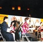 香港道樂團蒞澳演出與本會區均祥副監事長合奏