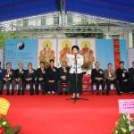 廣東省民族宗教委員會溫蘭子主任致辭