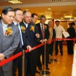 黎鴻昇主教等嘉賓參觀展覽