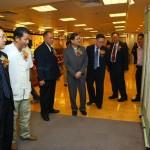 黎鴻昇主教等嘉賓參觀《道德經》書法