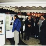 嘉賓參觀道教文化資料展覽