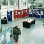 道教文化資料展覽會場