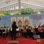 香港道樂團演奏道教音樂
